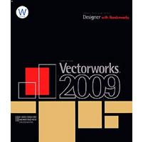 【クリックで詳細表示】Vectorworks Designer with Renderworks 2009J スタンドアロン版 基本パッケージ Windows 《送料無料》